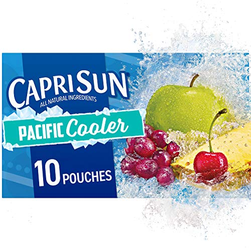 Amazon - Capri Sun Pacific Cooler (10 Pouches) $2.11