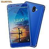 Telefono Cellulare, OUKITEL K8000 4G Smartphone Batteria 8000mAh 5,5 Pollici AMOLED HD Display...
