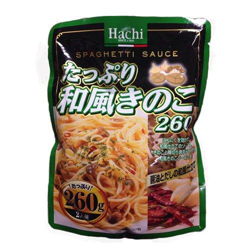 ハチ食品 たっぷり和風きのこ 260g B00WWGBA8Q 1枚目
