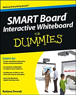 SMART Board Interactive Whiteboard For Dummies (English Edition)
