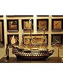 The Updated Version Le Soleil Royal 1669 Zhl Model Ship Kit