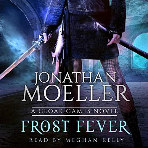 Cloak Games: Frost Fever cover art