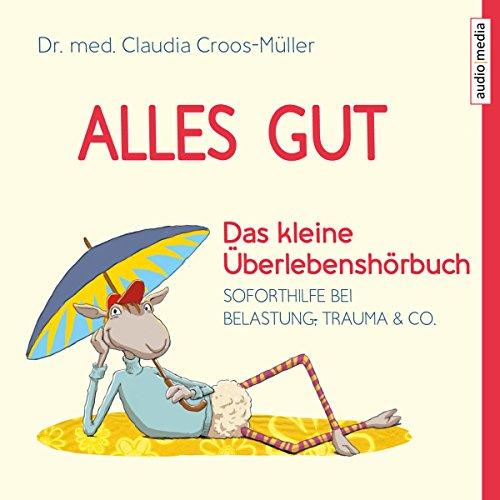 Alles gut - Das kleine Überlebenshörbuch: Soforthilfe bei Belastung, Trauma & Co. audiobook cover art