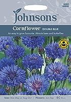 JOFL 英国ジョンソンシード Cornflower Double Blue コーンフラワー・ダブル・ブルー