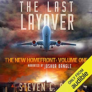 The Last Layover: The New Homefront, Volume 1 audiobook cover art