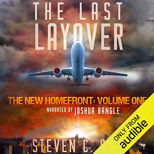 The Last Layover: The New Homefront, Volume 1 Titelbild