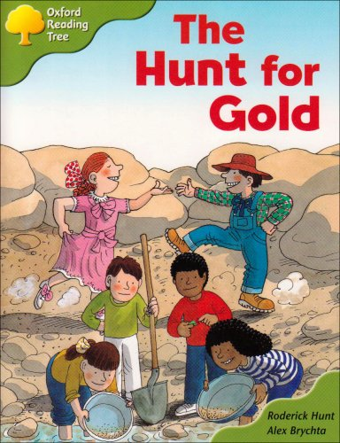 Oxford Reading Tree: Stage 7: More Storybooks A: the Hunt for Goldの詳細を見る