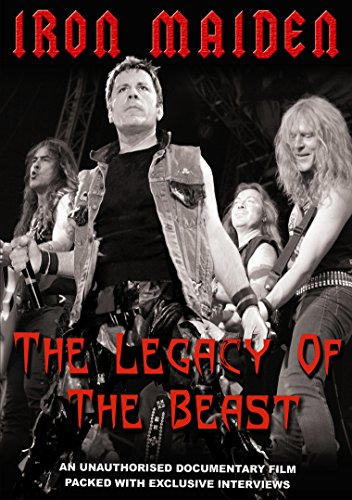 Iron Maiden - The Legacy of the Beast [Alemania] [DVD]