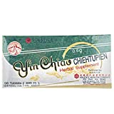 YIN CHIAO CHIEH TU PIEN -Herbal Supplement for Respiratory Support (1 Box, 96 Tablets)
