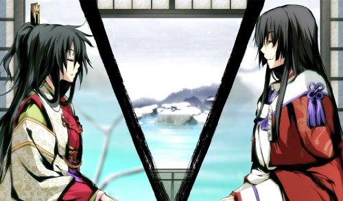 神咒神威神楽曙之光(初回限定版)ビジュアルファンブック+オリジナルドラマCD同梱-PSVita