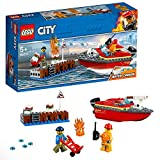LEGO City - Incendio al Porto, 60213