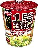 ヌードルはるさめ 1/3日分の野菜 うま辛チゲ 44g ×6食