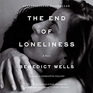 The End of Loneliness audiobook cover art