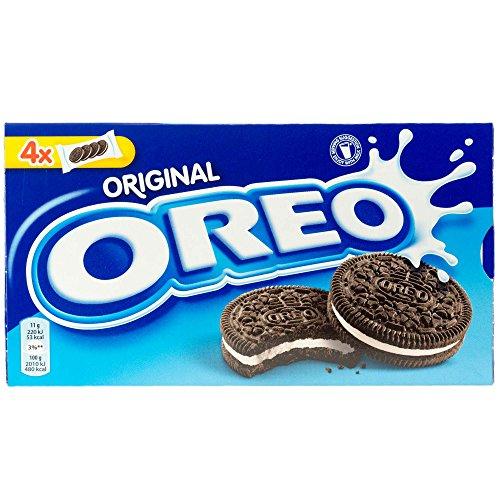 Leckere Oreo Kekse in der 176g Packung