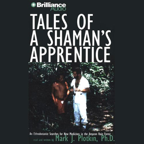 Tales of a Shaman's Apprentice cover art