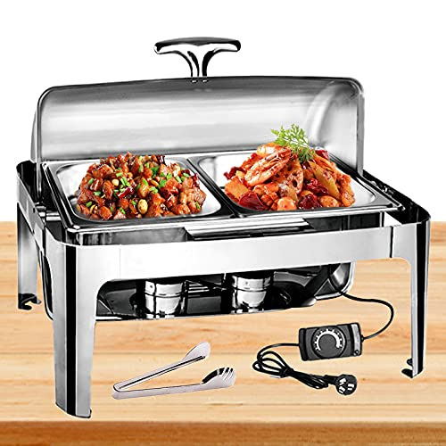 DBMGB Calentador de Buffet Electrico Chafing Dish...