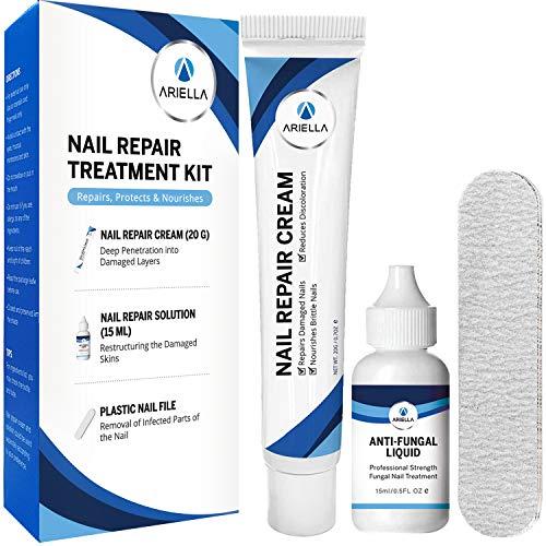 Ariella Nail Fungus Treatment, Fungus Stop, Anti Fungus Nail Treatment Kit,...