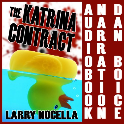 The Katrina Contract audiobook cover art
