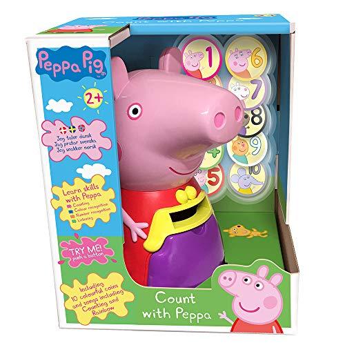 Peppa Pig - Cuenta con Peppa (40-00677)