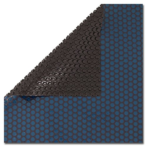 In The Swim 12 x 24 Foot Oval Premium Plus Pool Solar Blanket Cover 12 Mil
