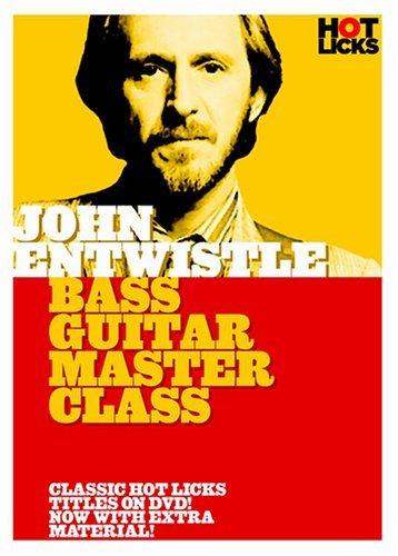 John Entwistle: Bass Guitar Mast...