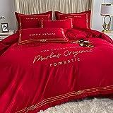 funda nordica cama 150 gris,CUBIERTA DE REY DIVET, HOJA AJEADA Y 2 CONJUNTO DE Ropa de cama de funda de almohada, tapa de...