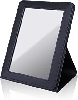 DUcare Portable Slim Makeup Mirror with Stand