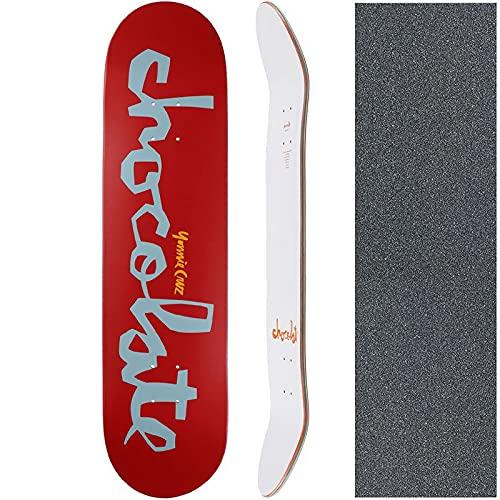 チョコレート CHOCOLATE スケートボード デッキ CRUZ OG CHUNK DECK NO227 (8.125インチ, 7プライ)