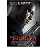 Sanwooden The Equalizer (2014) Film - Denzel Washington