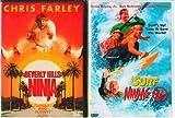 Surf Ninja's , Beverly Hills Ninja : Family 2 Pack