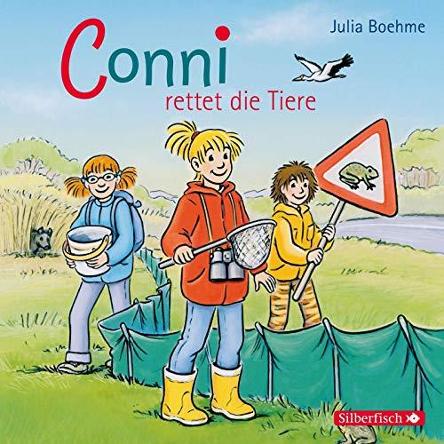 Conni rettet die Tiere (Meine Freundin Conni - ab 6 17): 1 CD