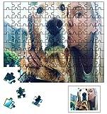 Louisleo Puzzle Personalizado 1500 Piezas con Tu Foto Adulto de Madera - Diseño Desde Cualquier Imagen Puzzles (100 300 Piezas) Boda Inolvidable