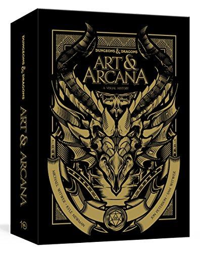 Dungeons & Dragons Art & Arcana: A Visual History: Special Edition, Boxed Book and Ephemera Set
