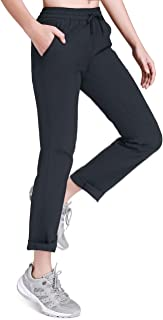 CAMEL Women's Quick Dry Pants Lightweight Breathable Travel Trousers