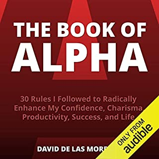 The Book of Alpha audiobook cover art