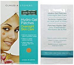 Claudia Stevens Hydro-Gel Over Night Patches 30-Count