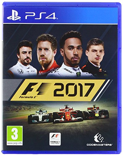F1 2017 - PlayStation 4 [Importación francesa]