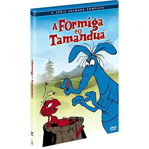 A Formiga e Tamanduá - A Série Animada Completa