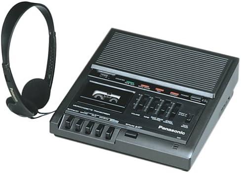 Panasonic RR930 Panasonic Microcassette Transcriber/Recorder