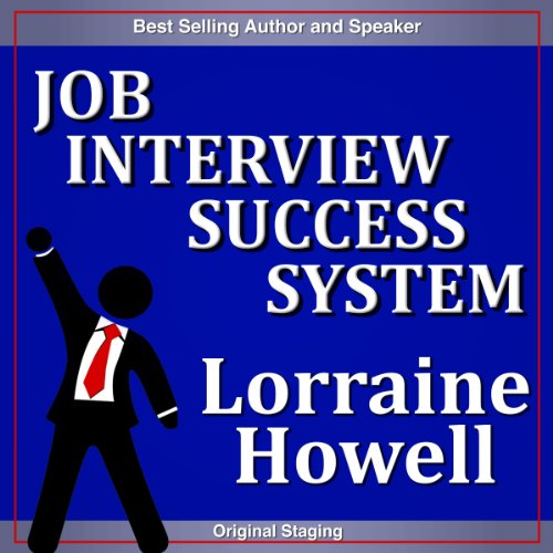 Job Interview Success System audiobook cover art