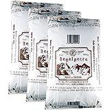 Regalpetra Fino イタリア シチリア島産岩塩(粉状)1kgx3個セット シチリア島の天然の岩塩鉱から採掘された塩【直輸入】業務仕様 ロックソルト