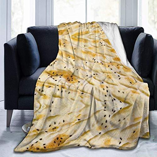 ujmki Burritos - Manta de franela antipilling para niños (50, 40 pulgadas)