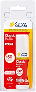 cancer council zinc stick