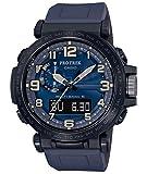 Casio PRO Trek PRW-6600Y-2JF azul marino serie Radio reloj solar (Japón productos originales domésticos)