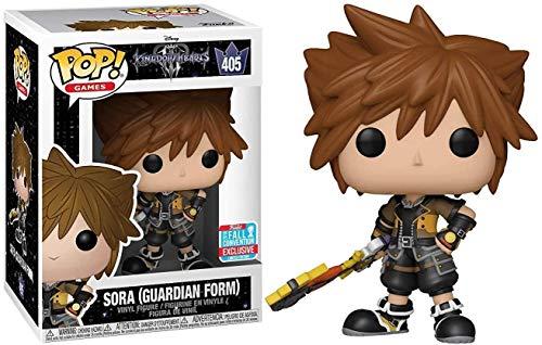 FunKo Pop Sora Guardian Form 405 Kingdom Hearts Videogioco Disney Exclusive #1