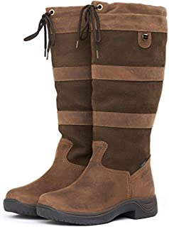 Unisex River Leather Boots II
