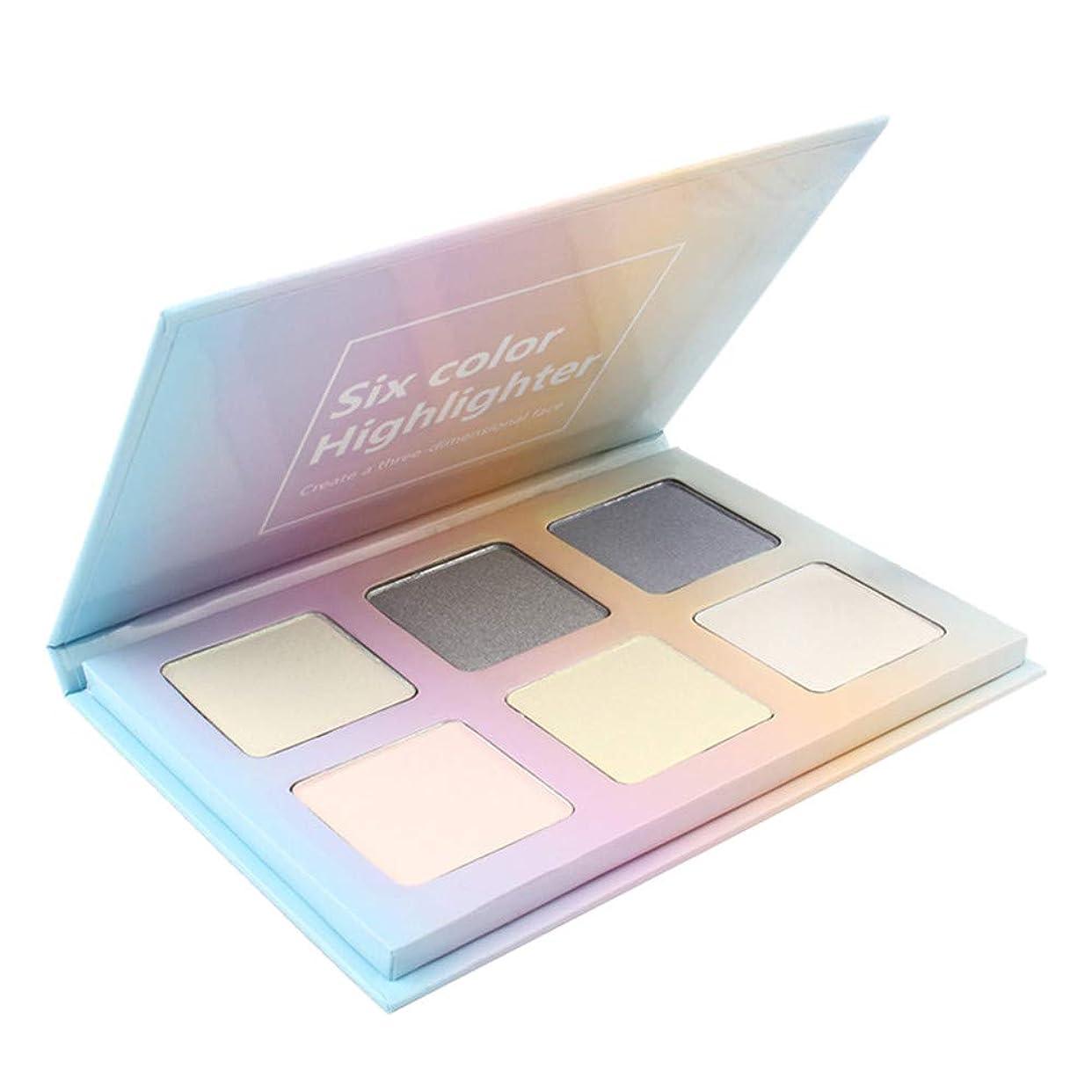 コントラストノベルティ推定する化粧品蛍光ペンアイシャドウクリームメイクアップパレットパウダーセットブラシセット