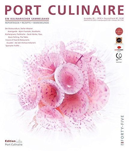 PORT CULINAIRE FORTY-FIVE: 54