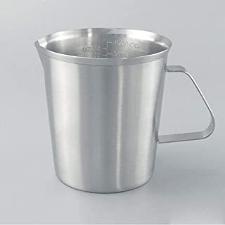 Stainless Steel Beaker Laboratory Equipment Supplies 500ml