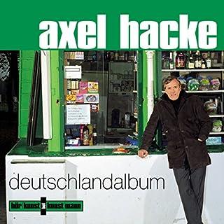 Deutschlandalbum Titelbild
